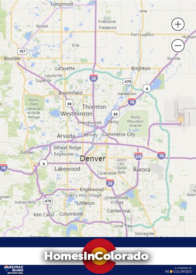 Find Your Colorado Dream Home Today!  HomesInColorado.info - Powered by REColorado.com